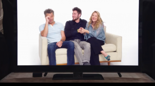 Barrymore Netflix Proposal