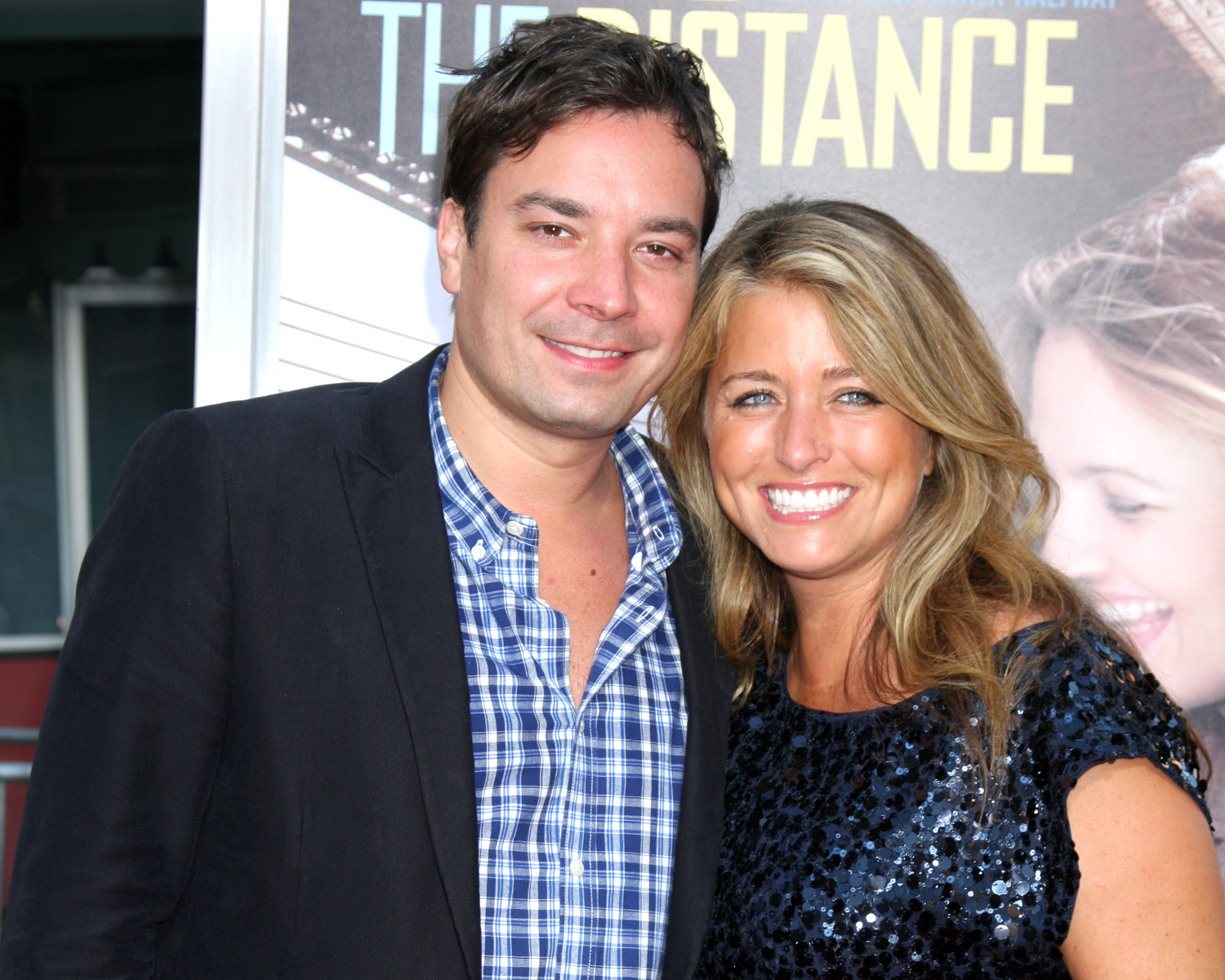 Jimmy Fallon Shares Wedding Photo On 10th Anniversary See
