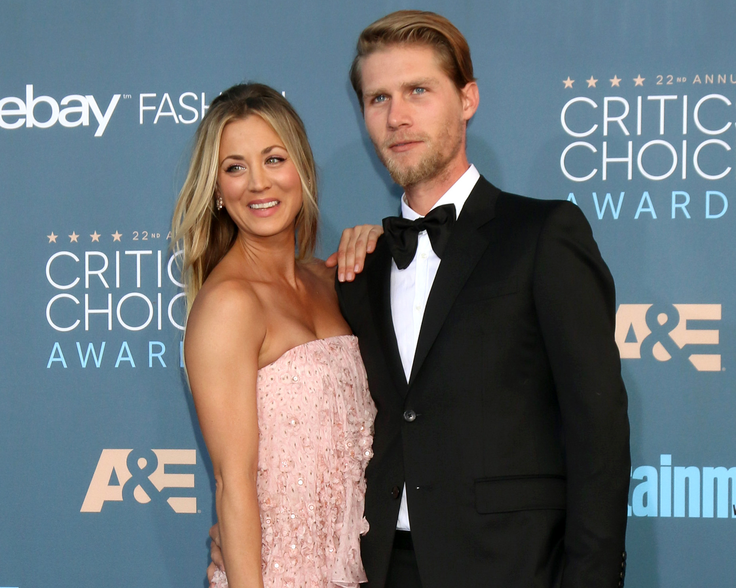 Kaley Cuoco is getting married