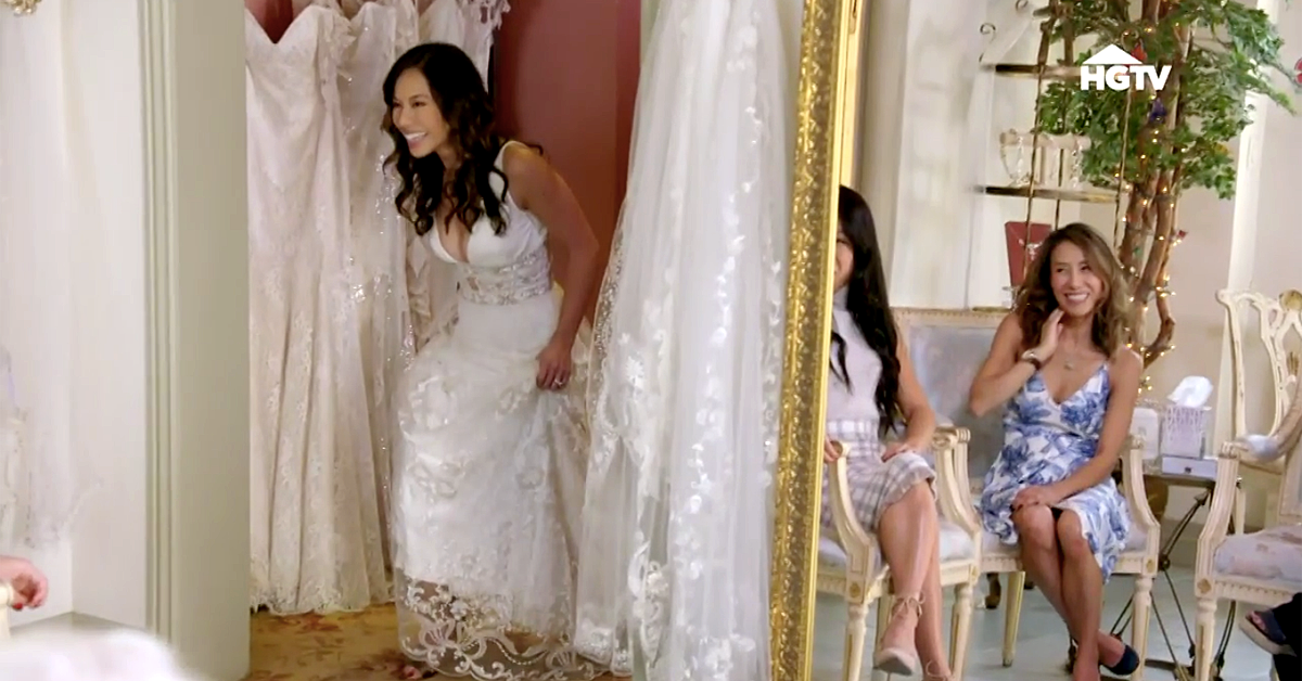 Linda Phan wedding dress