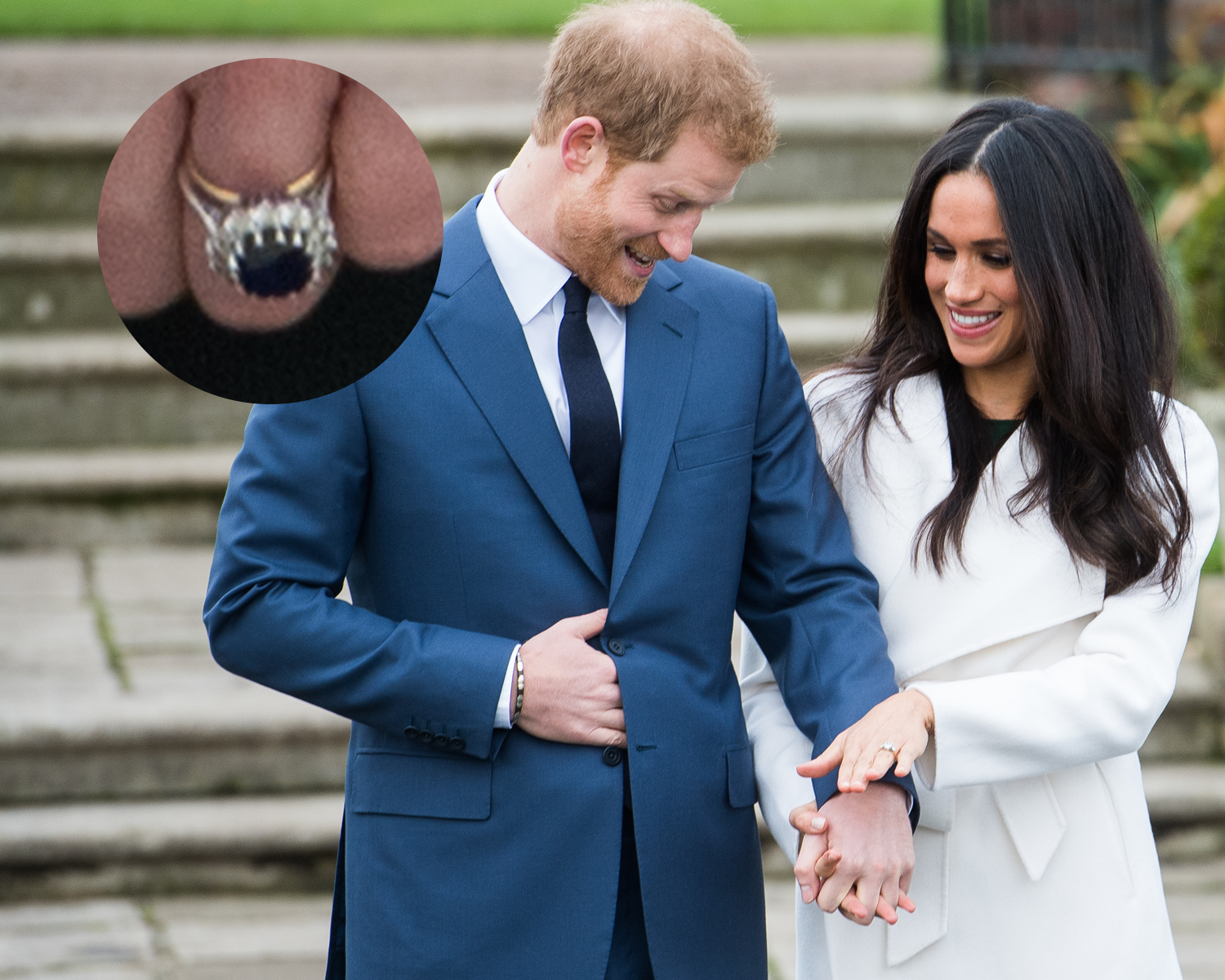 Colors For 2017 Fashion Prince Harry And Meghan Markle S Wedding Rings Could