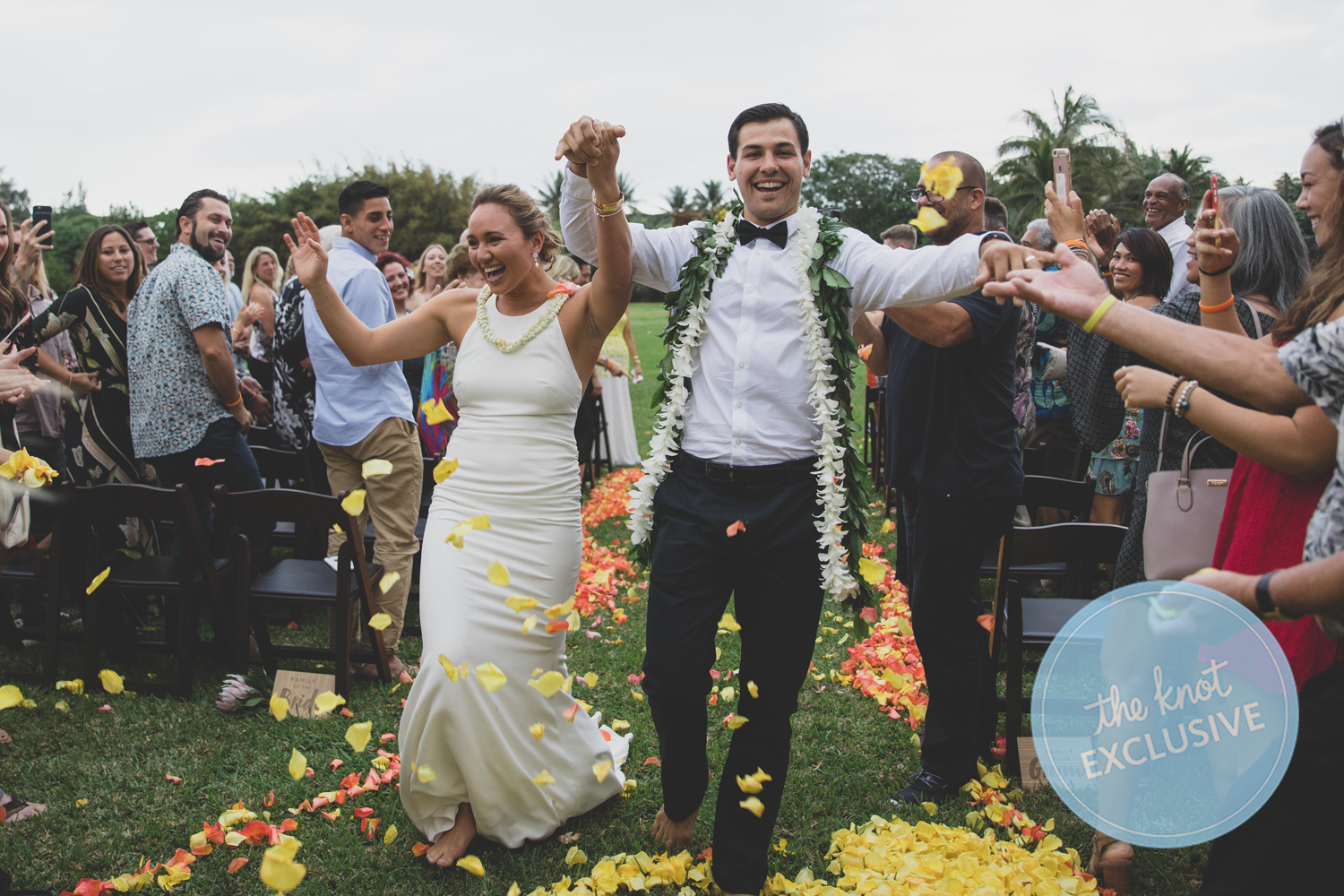 Carissa Moore Marries Luke Untermann In Oahu Wedding