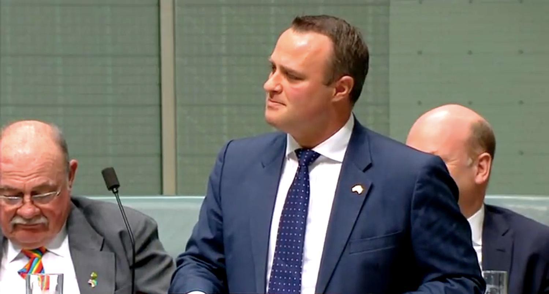 Tim Wilson parliament