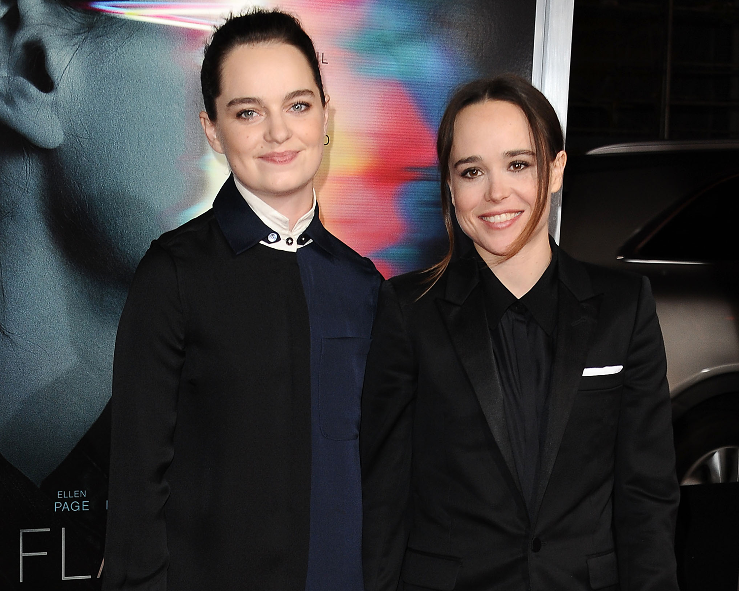 Ellen Page Marries Emma Portner See Her Adorable Announcement