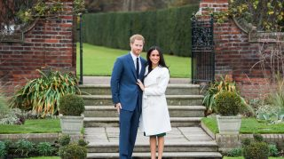 Harry Meghan economic bolster wedding