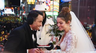 Maria Menounos wedding