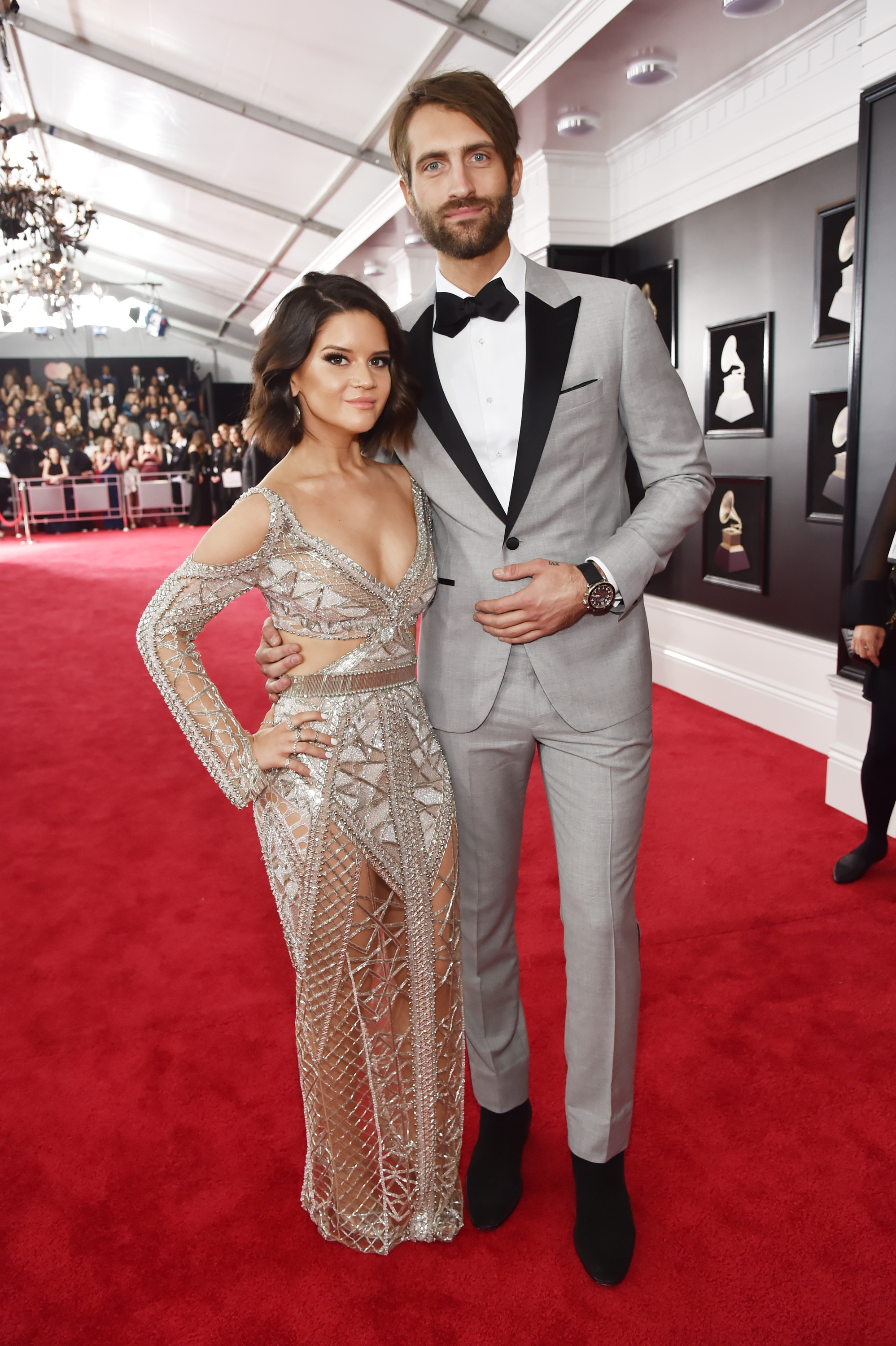 Grammys 2018 Celebrity Couples on the Red Carpet: Photos