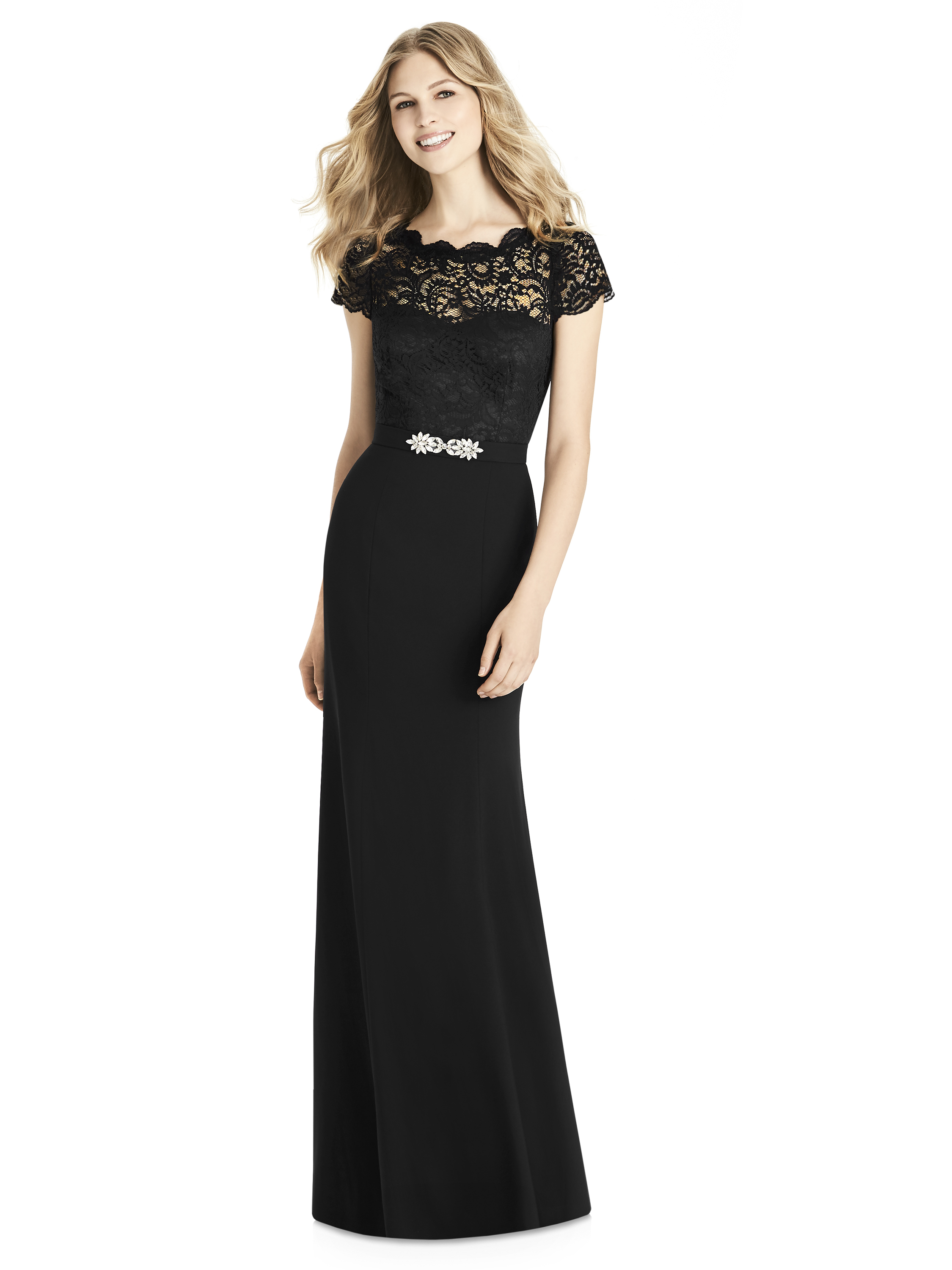 6cec0f438be The design house also launched a collection of nine full-length gowns in  conjunction with David s Bridal last February—so a full-on Jenny Packham  bridal ...