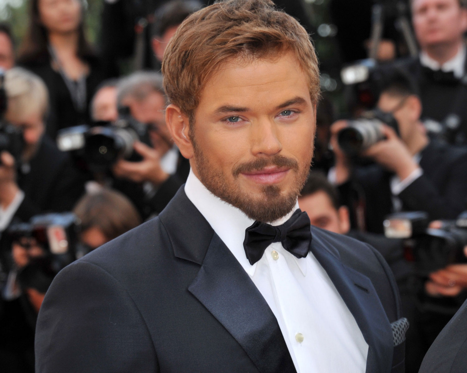 Kellan Lutz Shares The First Photo From His Wedding To