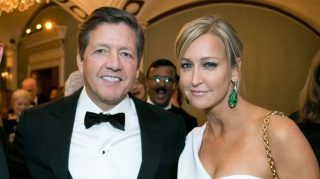 Rick McVey Lara Spencer