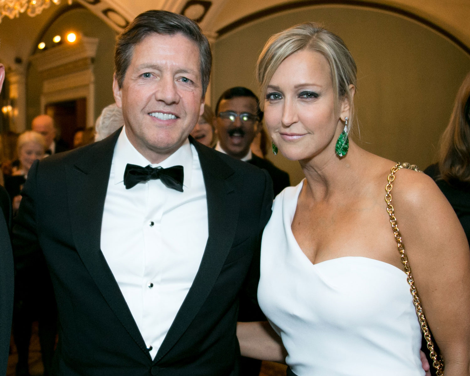 Good Morning America Co Host Lara Spencer Is Engaged To