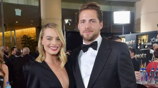 Margot Robbie Tom Ackerley