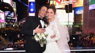 Maria Menounos Keven Undergaro wedding