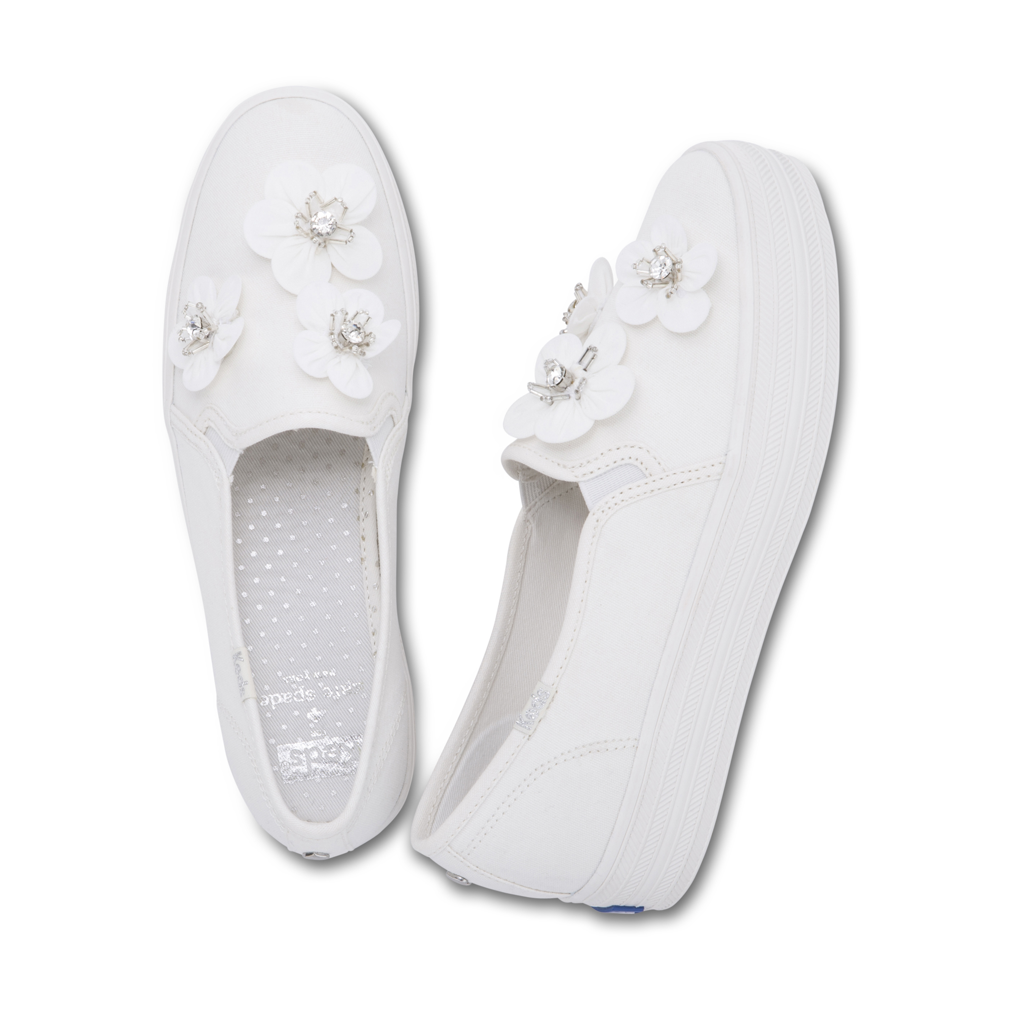 Keds And Kate Spade Just Launched A Wedding Sneaker Collection
