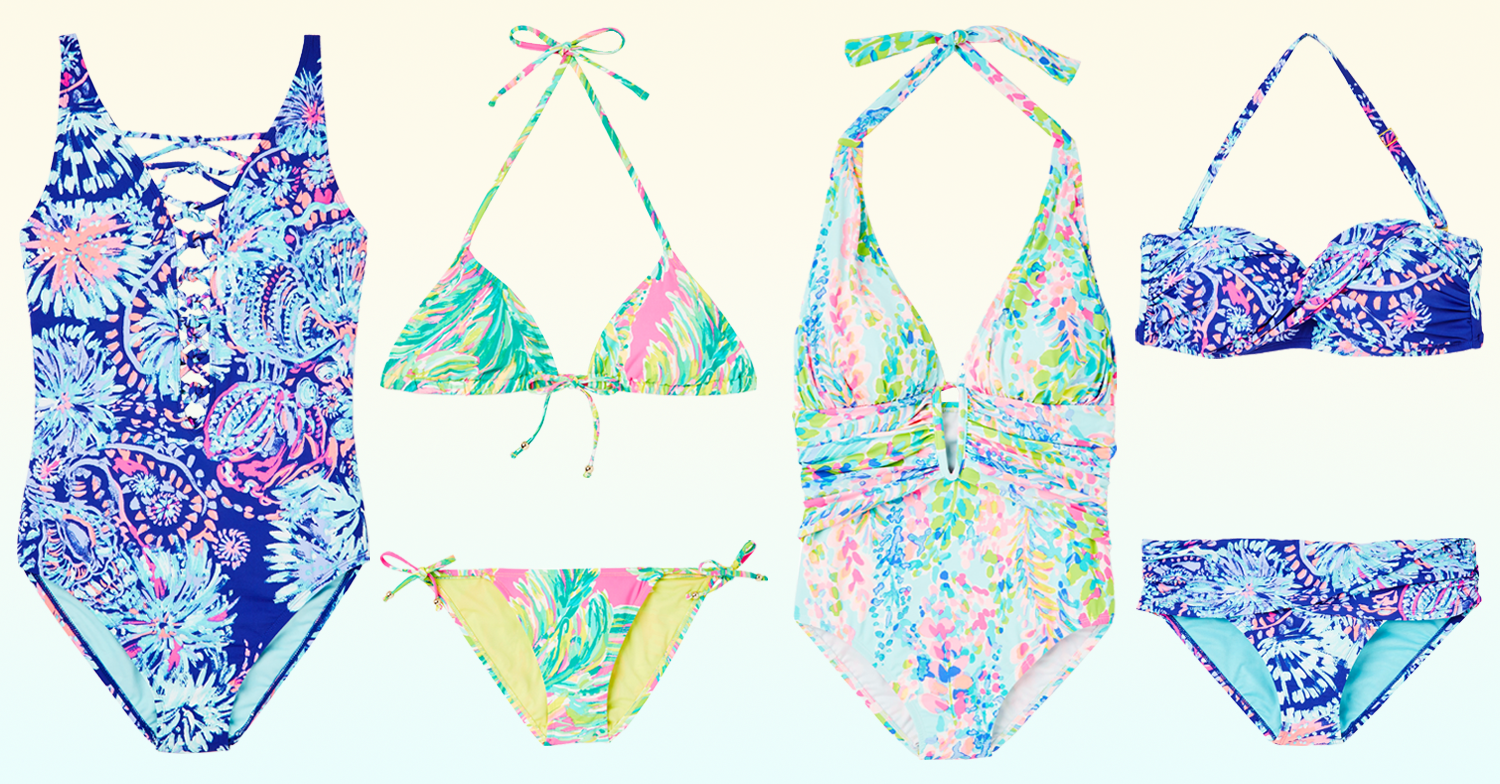 Lilly Pulitzer swim