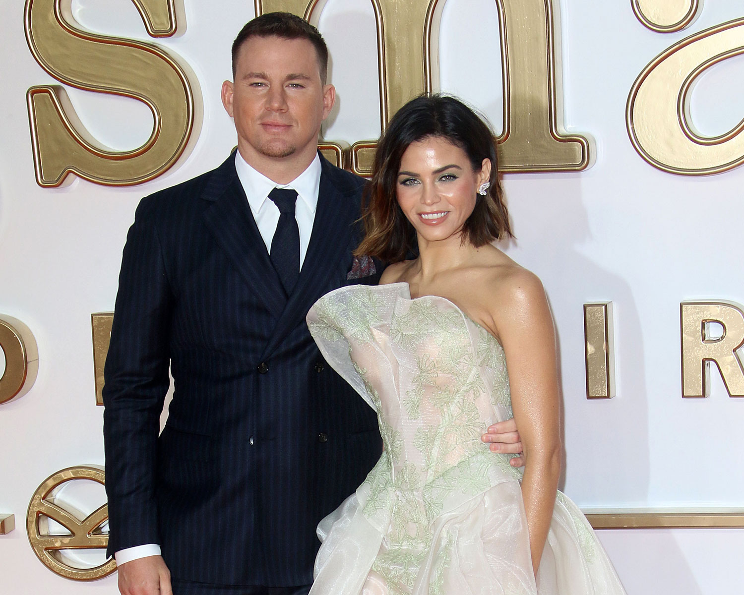 Jenna Dewan And Channing Tatum S Step Up Audition Tape Is Here