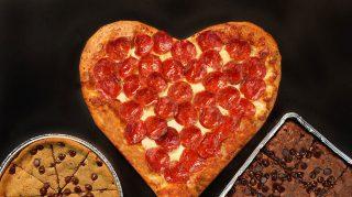 Pizza Hut Valentine's Day
