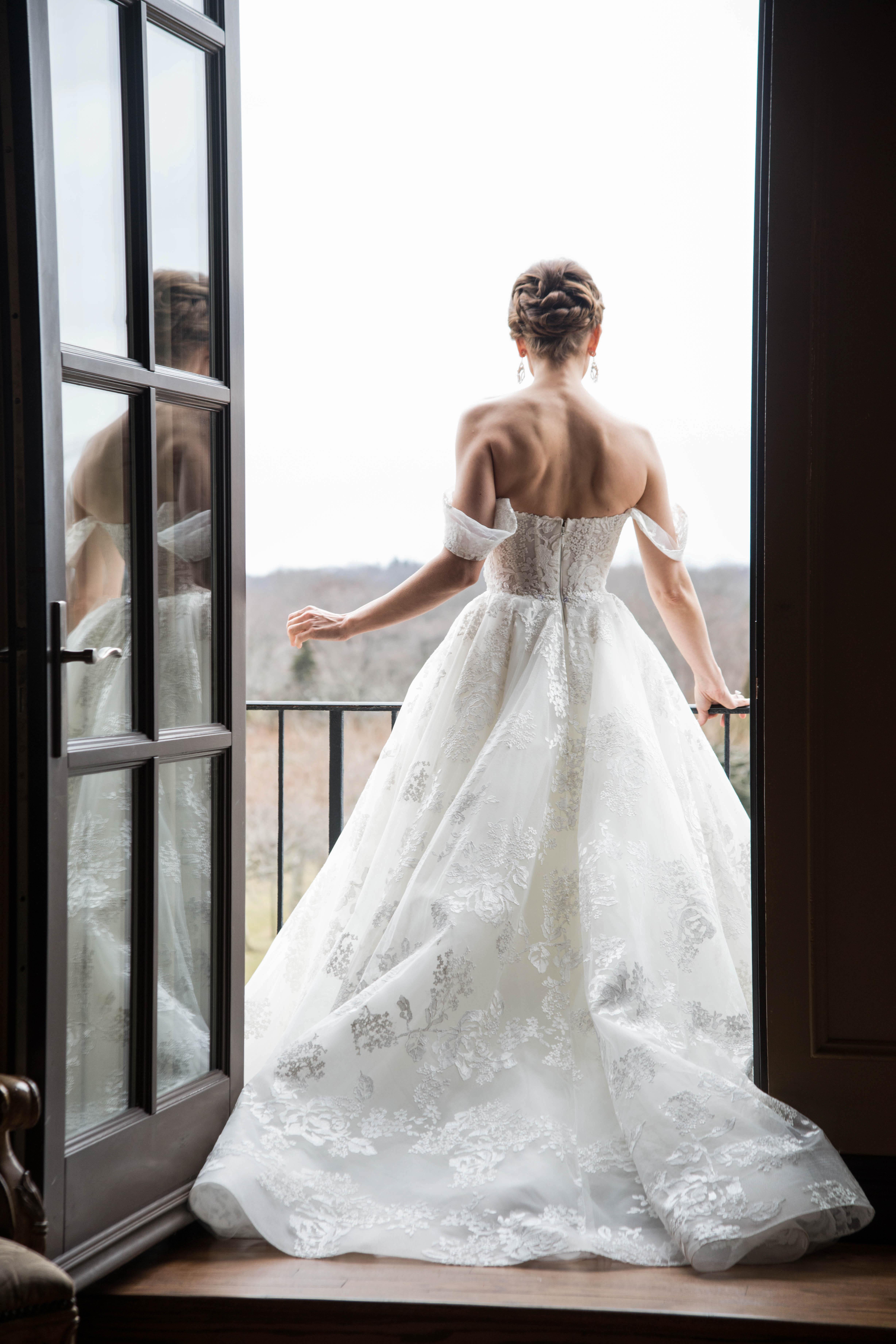 Jedediah Bila\'s Winter Wedding Album: Exclusive Details