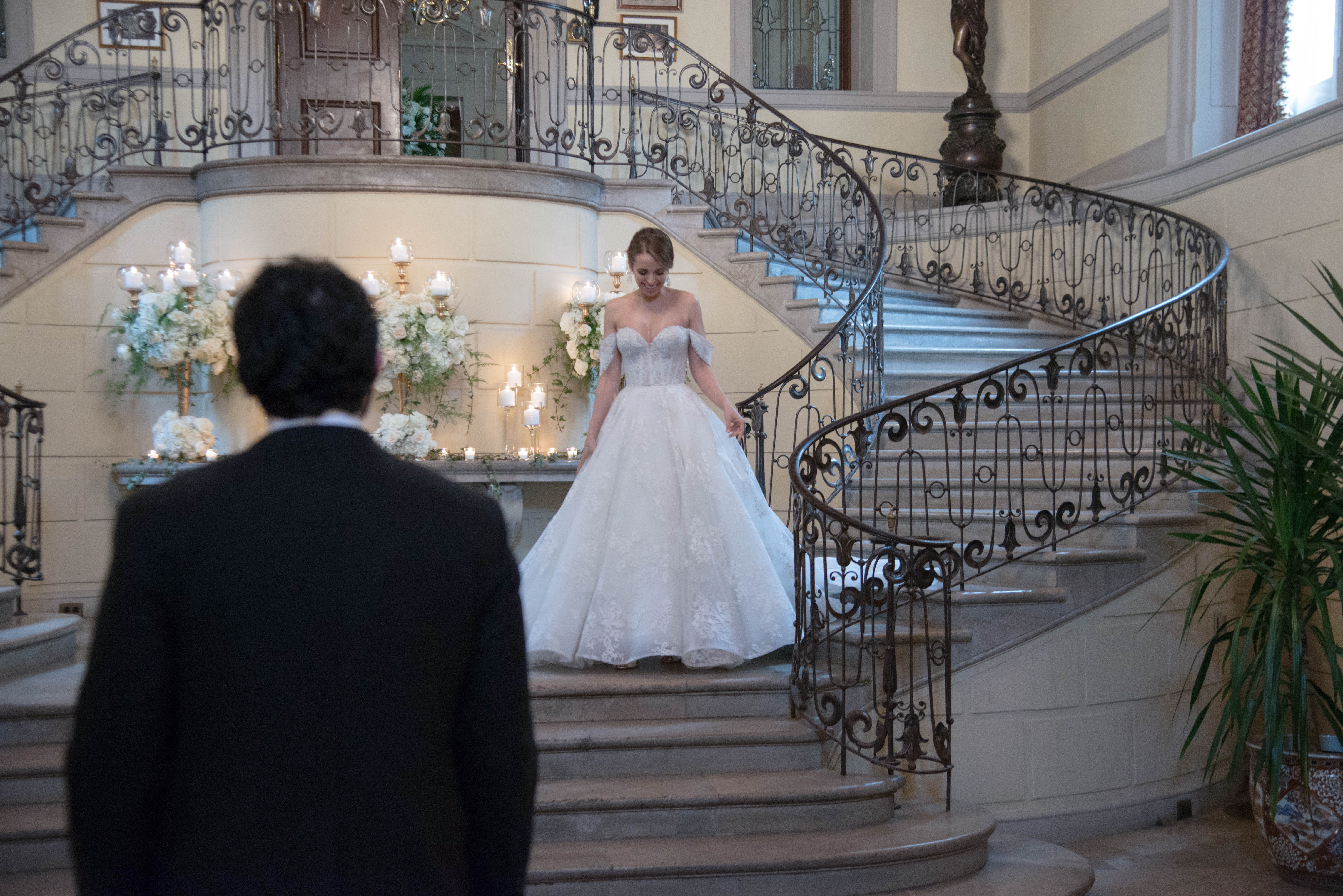 Jedediah Bila's Winter Wedding Album: Exclusive Details