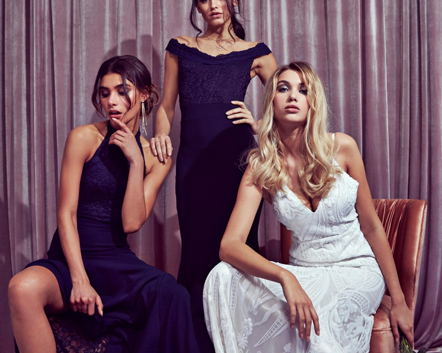 Missguided Missbrided bridesmaid dress wedding gowns