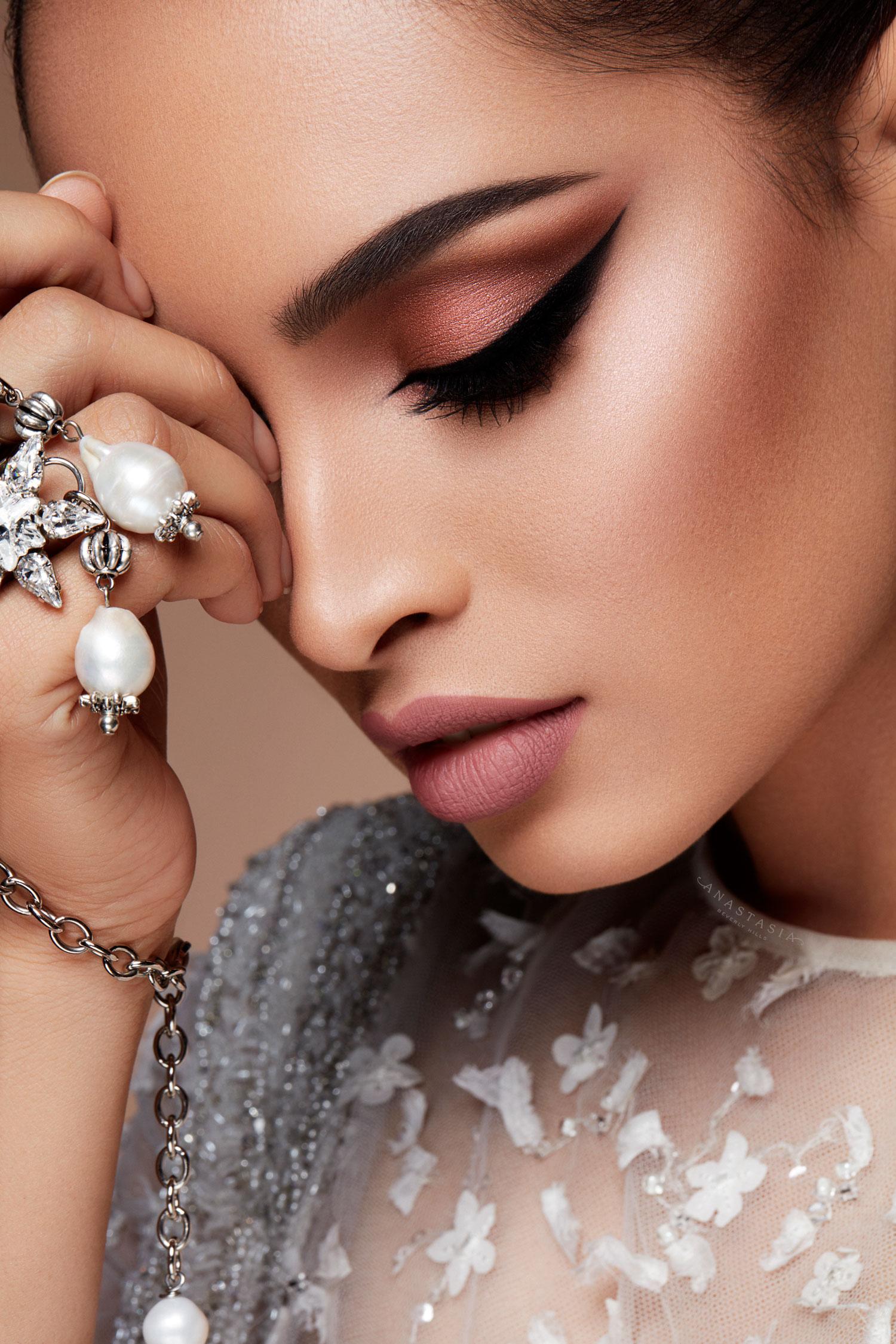 Anastasia Beverly Hills Liquid Lipstick Swatches T: Anastasia Beverly Hills Launches First Bridal-Inspired