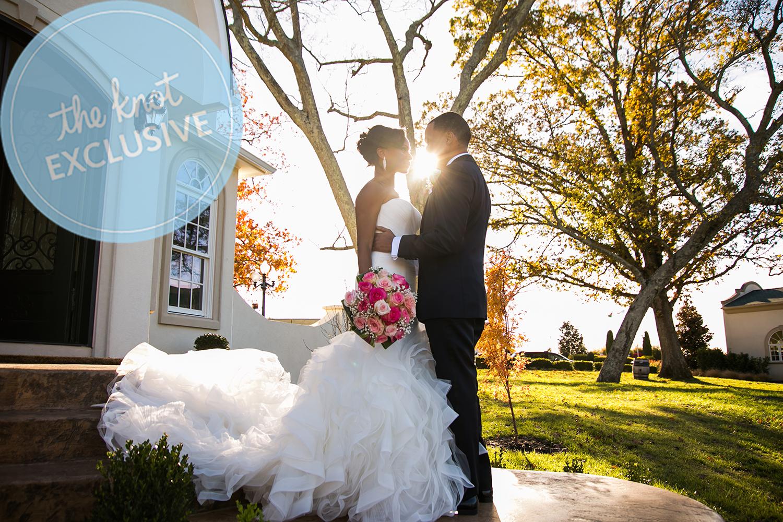 Cnn S Rene Marsh Shares Vineyard Wedding Album Exclusive