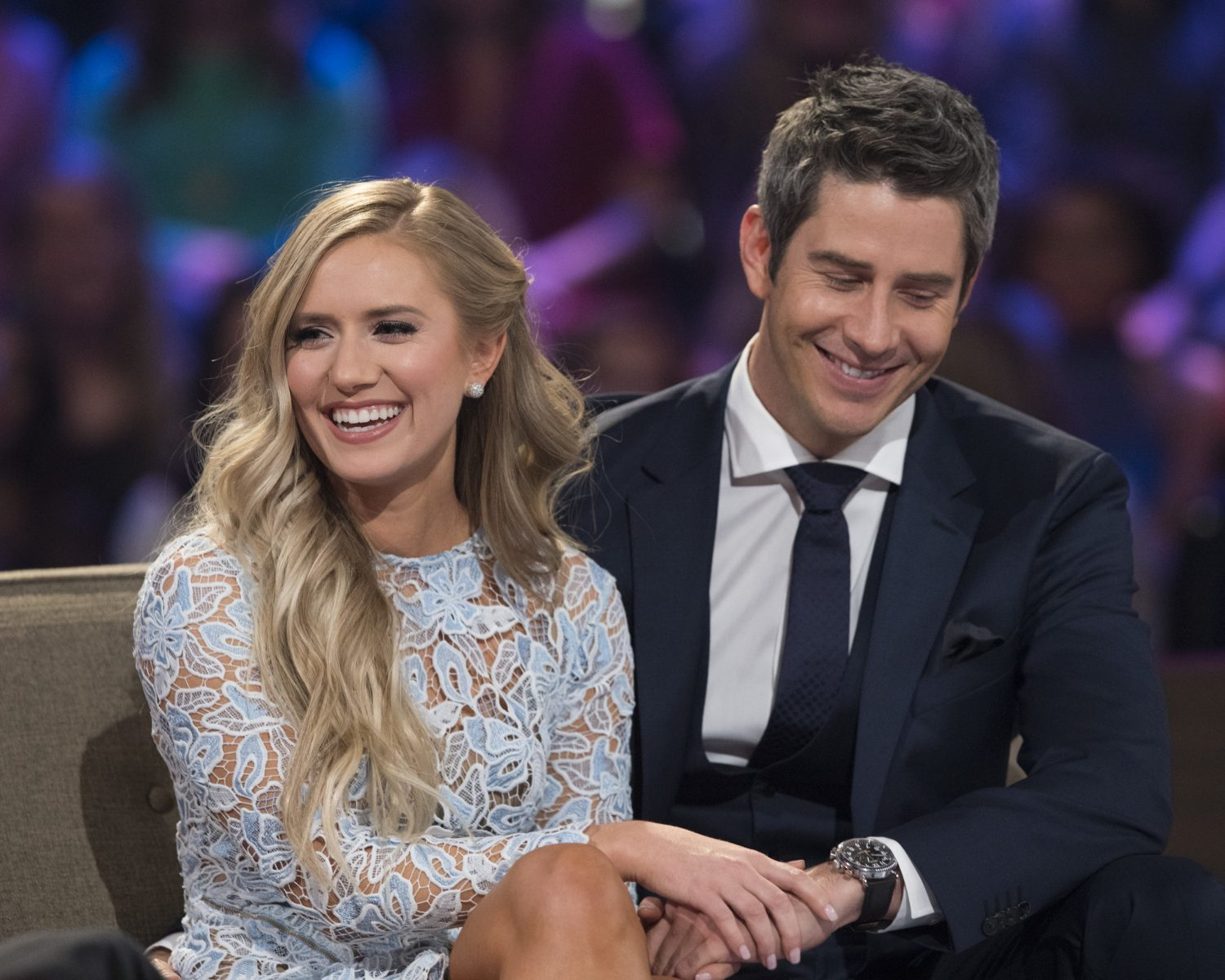 arie luyendyk jr lauren burnham the bachelor