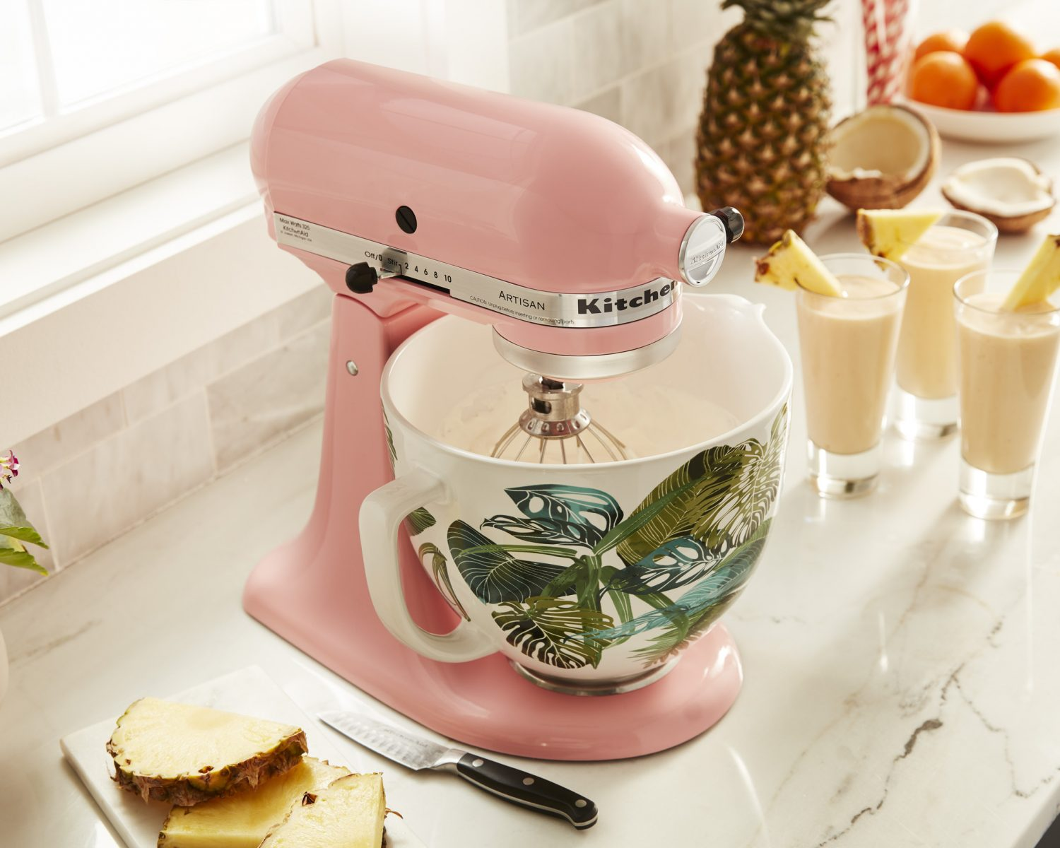 Kitchenaid Debuts Custom Stand Mixers So Your Registry Has