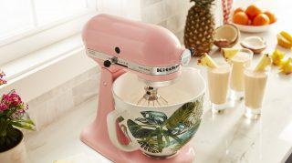 kitchenaid mixer custom bowl