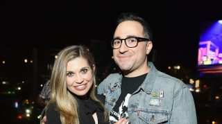 Danielle Fishel engaged