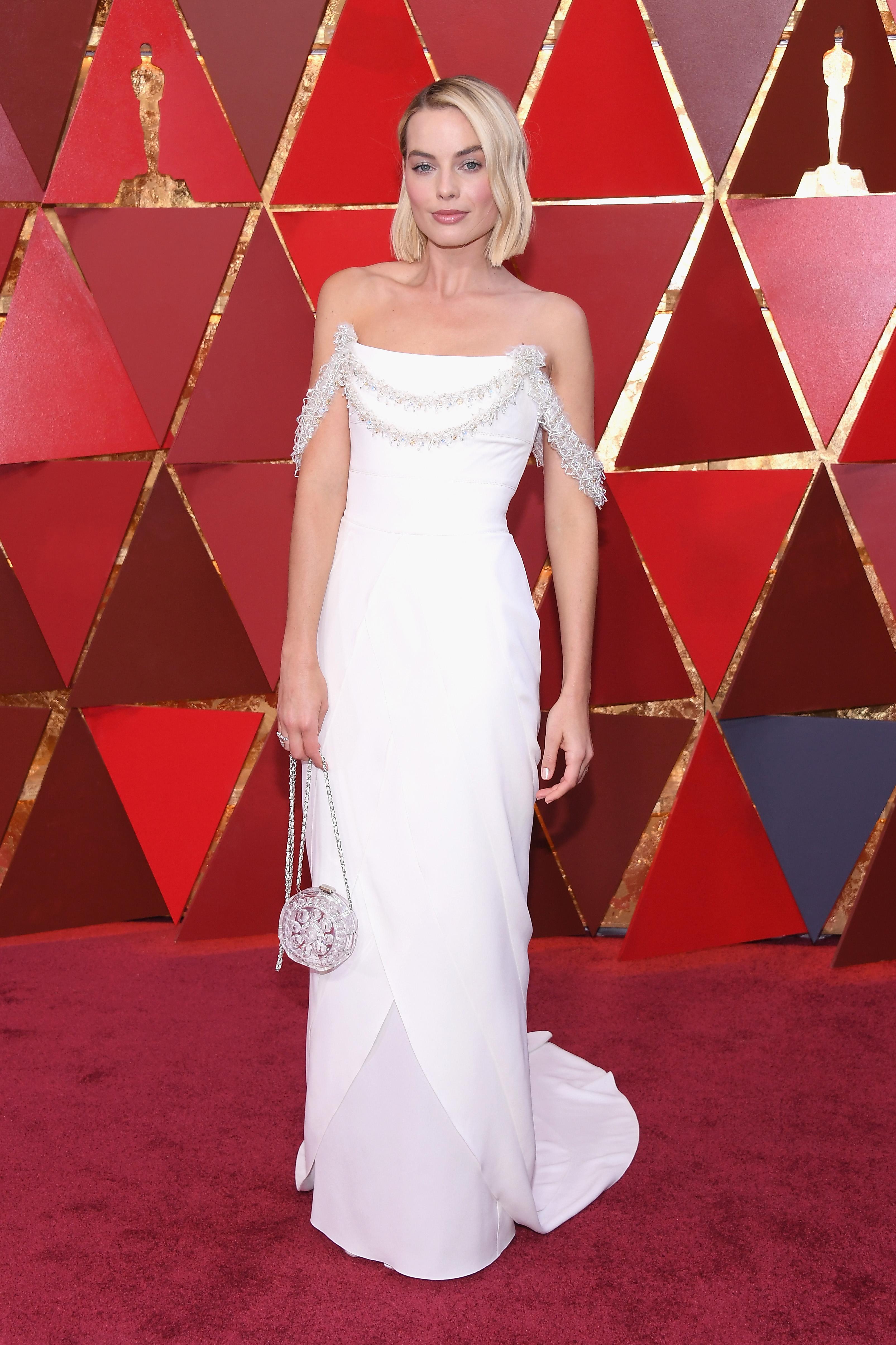 Oscars 2018 Red Carpet 15 Bridal,Inspired Wedding Dresses