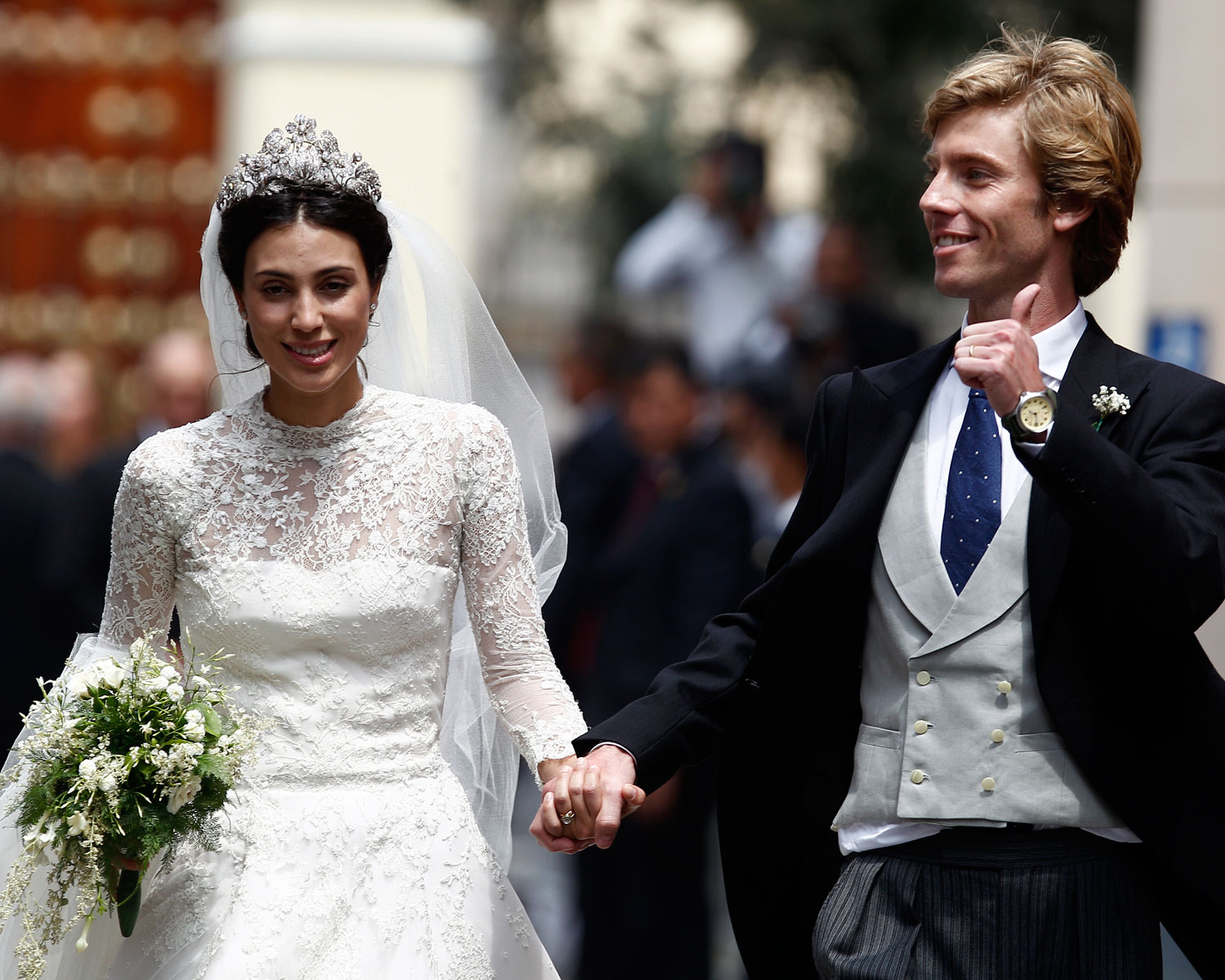 royal wedding peru