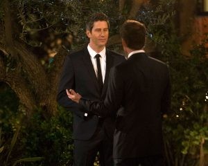 Chris Harrison Arie Luyendyk Jr