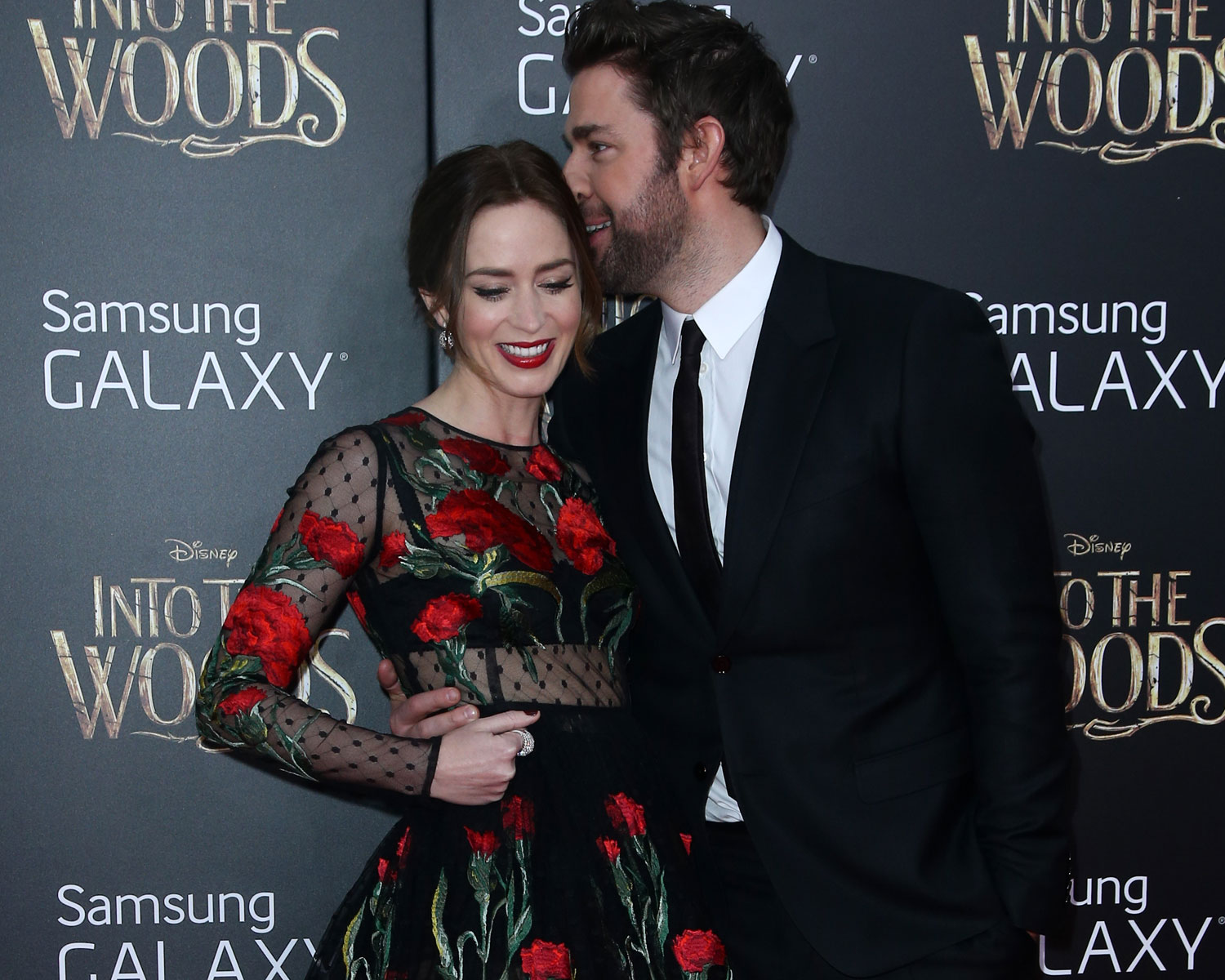 Emily Blunt Shares The Secret To Her Marriage With John