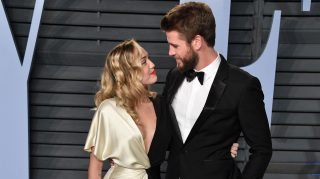 Miley Liam Oscars