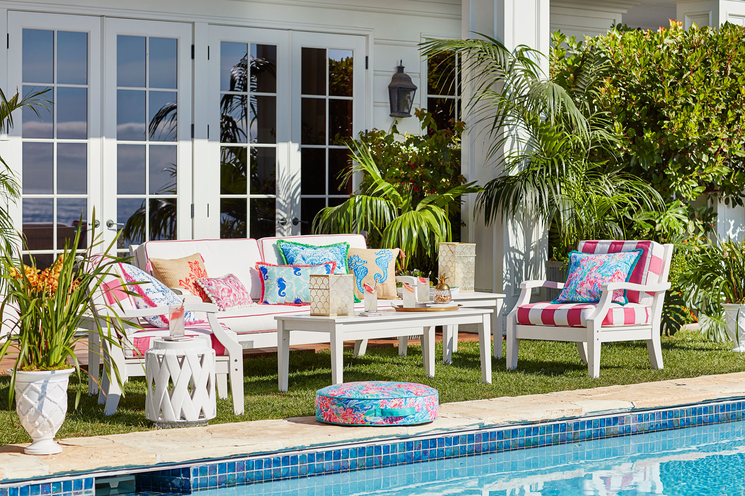 (Credit: Lilly Pulitzer For Pottery Barn)
