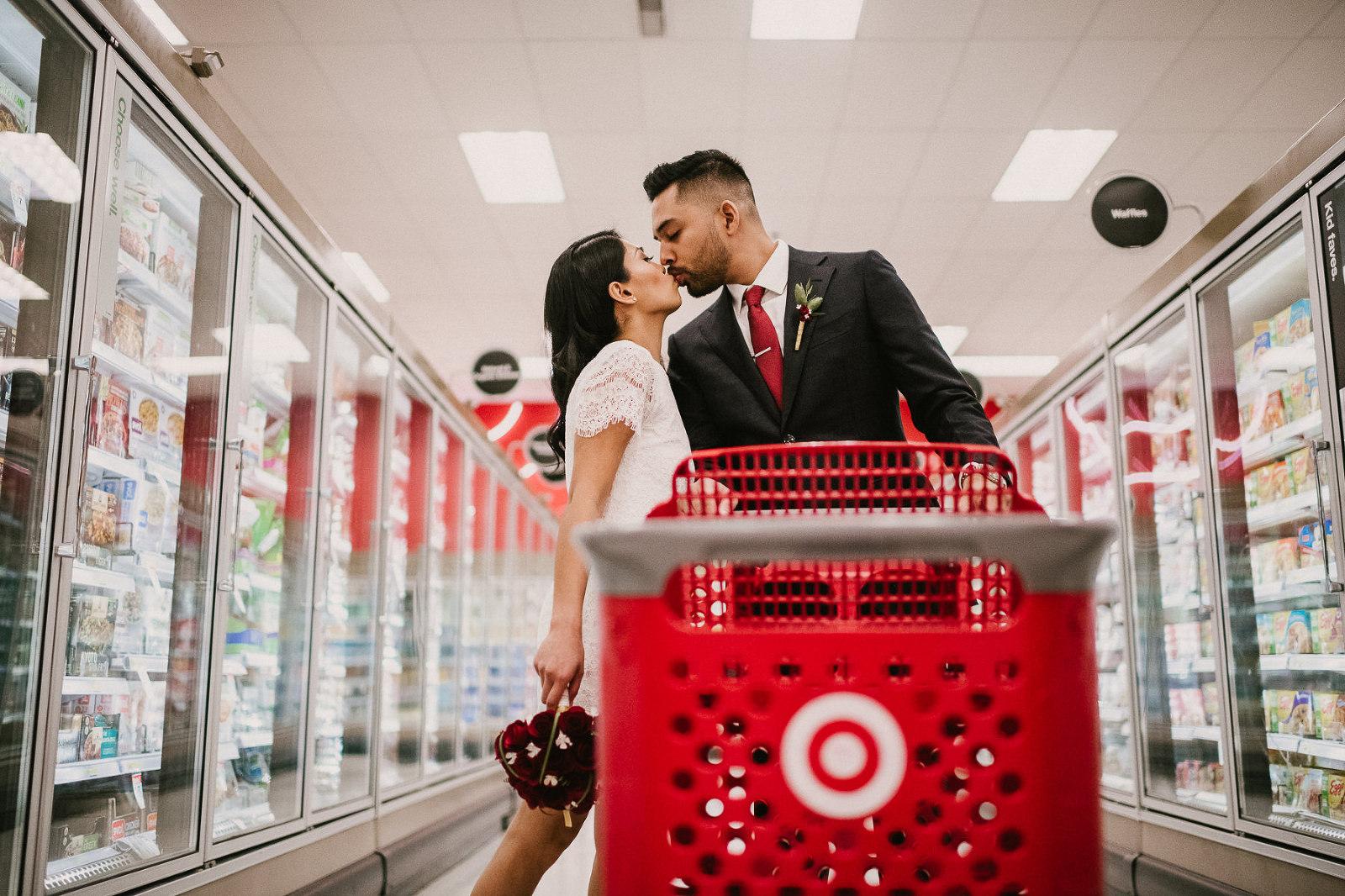 Couple\'s Target Engagement Photos Go Viral: It\'s a \