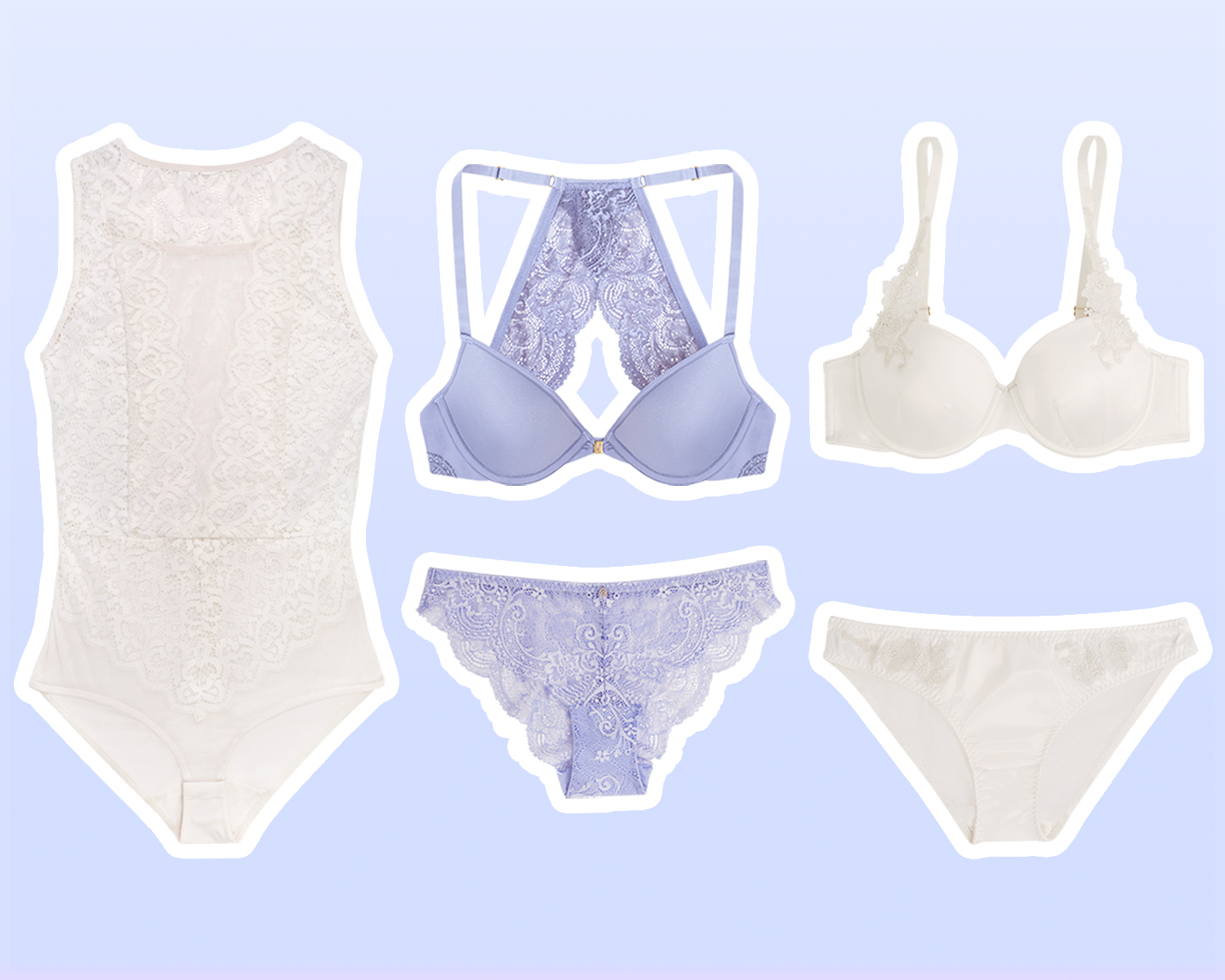third love bridal lingerie