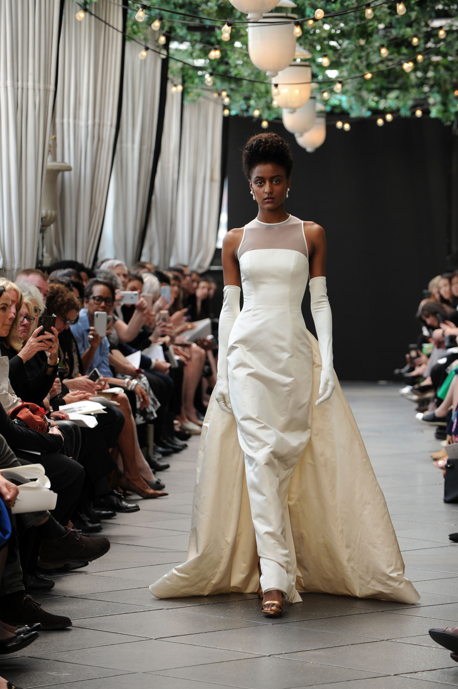 Amsale Fashion House Pays Tribute To Late Designer Amsale Aberra