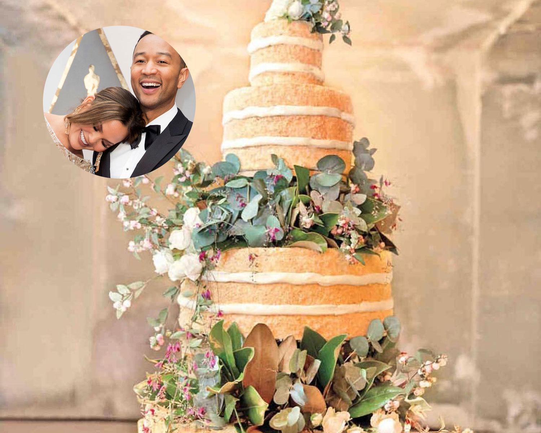 chrissy teigen john legend cake
