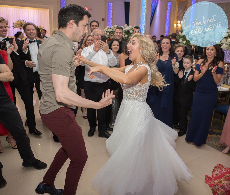Emma Slater and Sasha Farber Share Their Complete Wedding Album