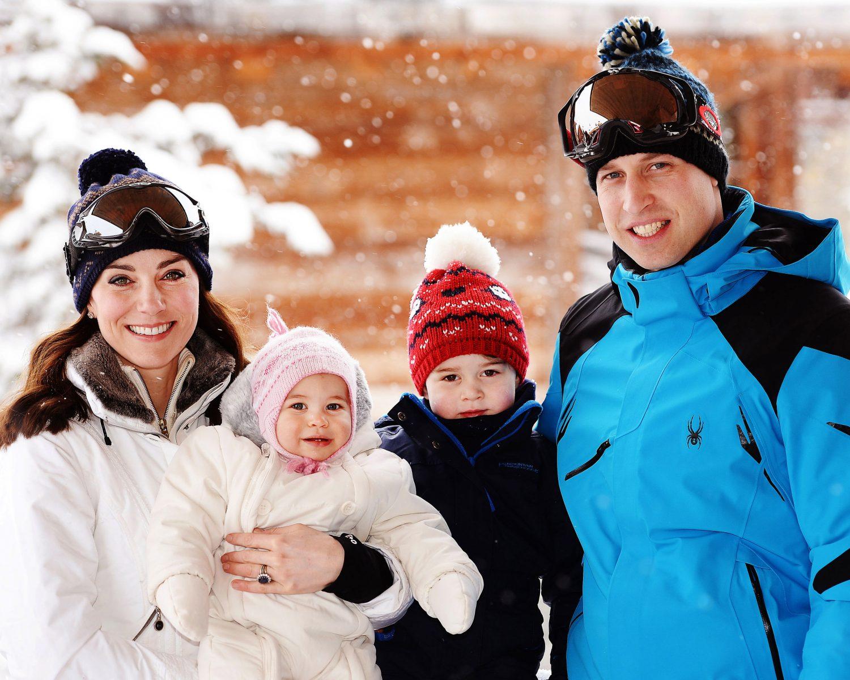 duke duchess cambridge royal family