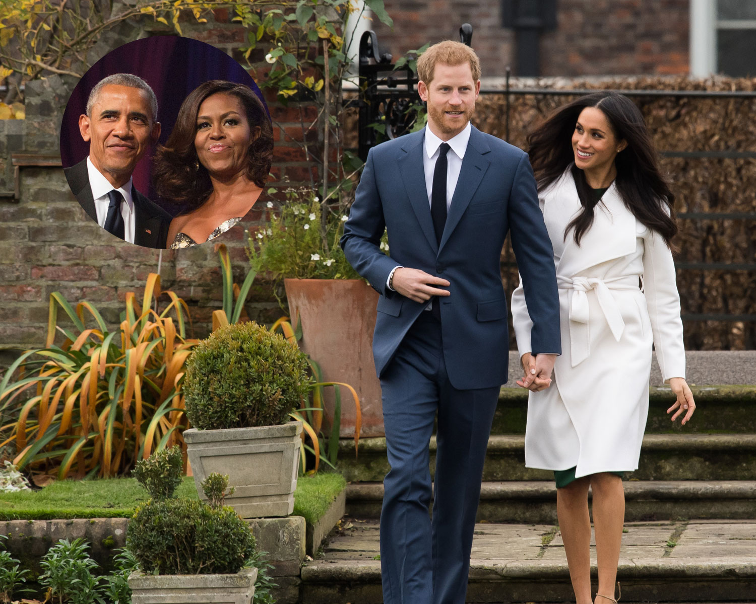 Royal Wedding 2018 Are The Obamas On Harry And Meghan S