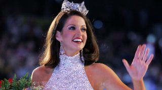 Miss America Deidre Downs