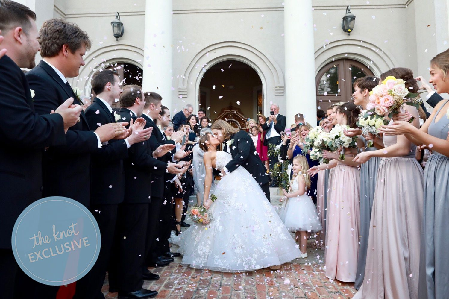 Exclusive Miss America Betty Cantrell Marries Spencer Maxwell