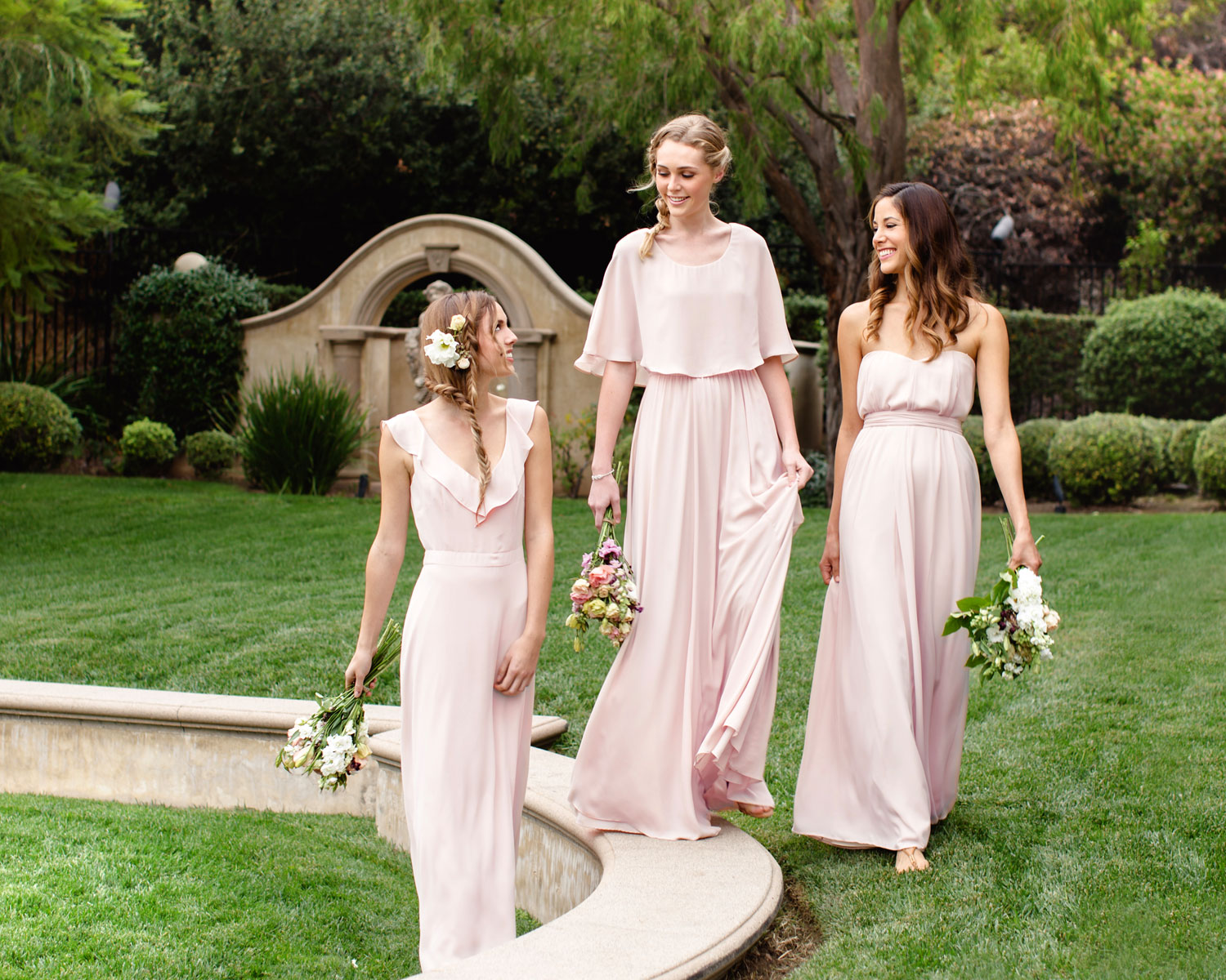 Exclusive: Bridesmaid Dress Rental Company Vow To Be Chic