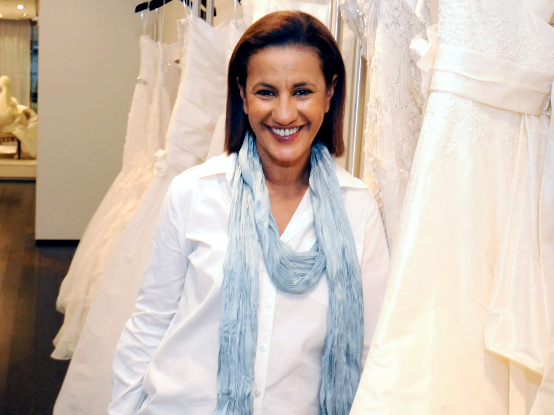 Bridal Designer Amsale Aberra Dies At 64