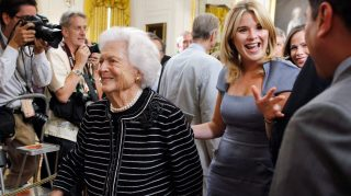 barbara bush jenna