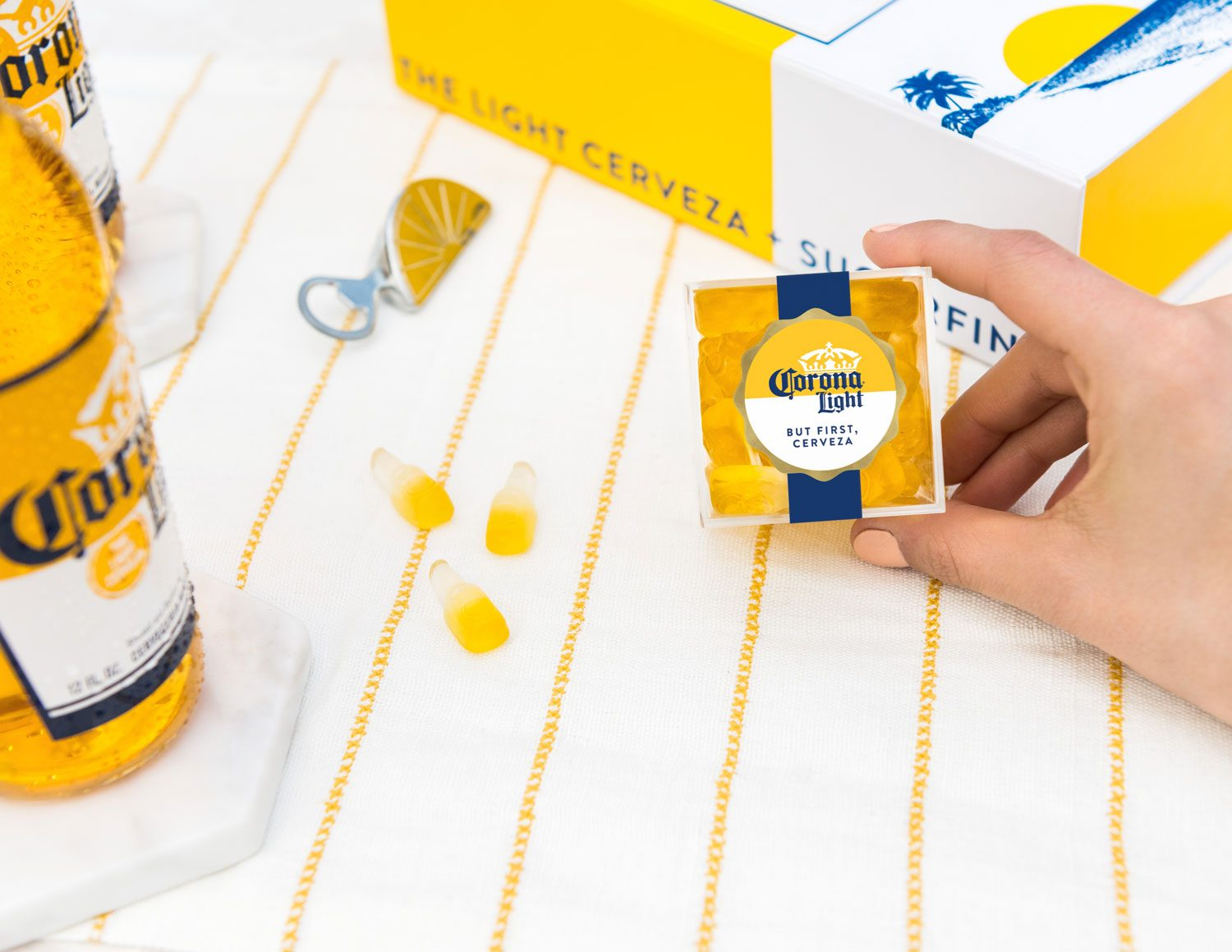 Corona Flavored Gummies From Sugarfina Are Perfect For