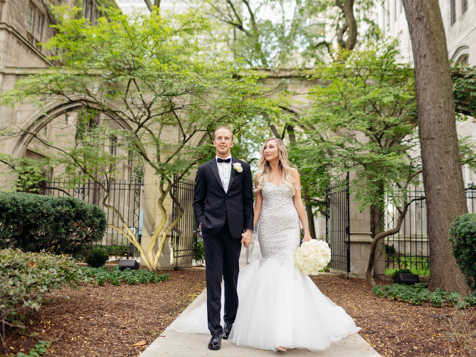 57331b7c5cdb Carly Cristman Wedding Album. Chicago, Illinois. (Credit: Sarah Postma). THE  RING
